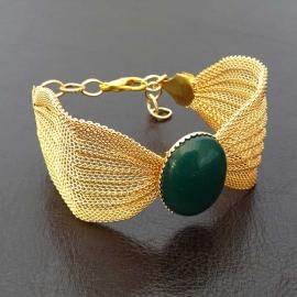 Bracelet Manchette Yasmine