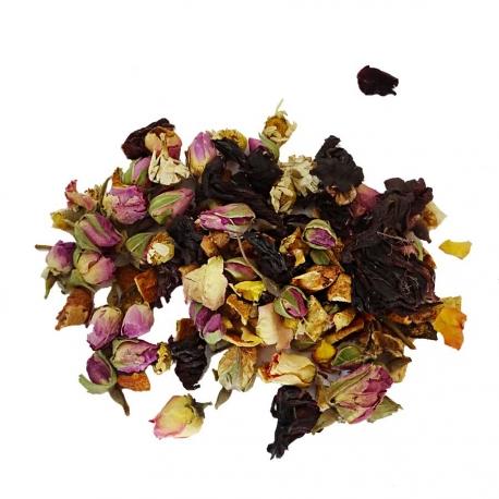 Thé du Sultan - Infusion fleurie et fruitée