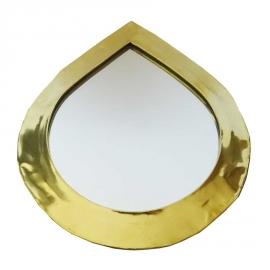 Miroir de poche Majorelle