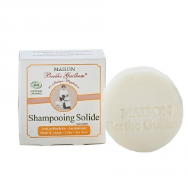 Shampoing solide Antipelliculaire Bio
