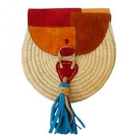 Sac Raphia marocain Haysu