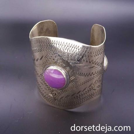 Bracelet Manchette Berbère Tagardit
