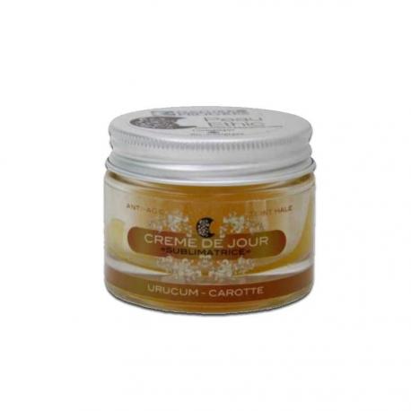 """Crème Bio """"sublimatrice"""" soin du visage"""