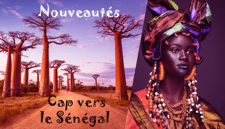 Bijoux du Sénégal